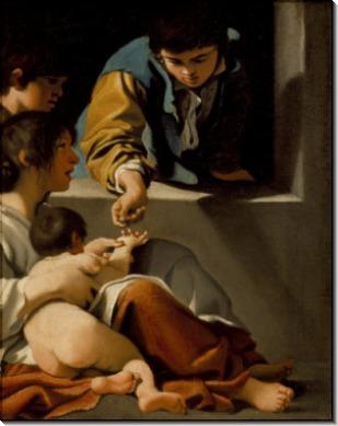 Милосердие святой Елизаветы - Скедони, Бартоломео
