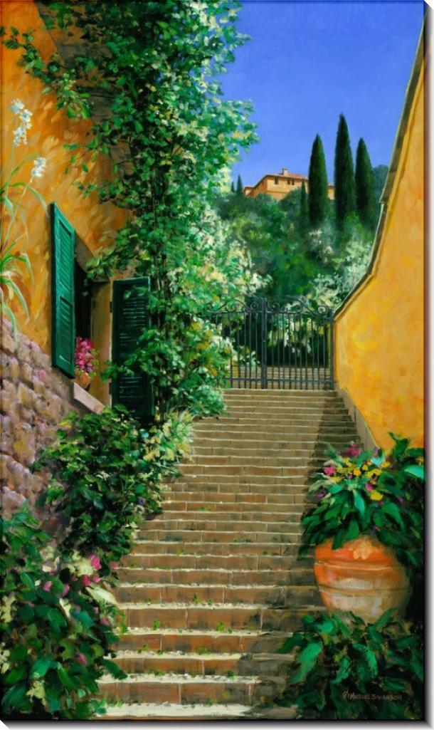 Высокая лестница - Суонсон, Михаэль (20 век)