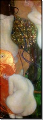 Золотая рыбка - Климт, Густав
