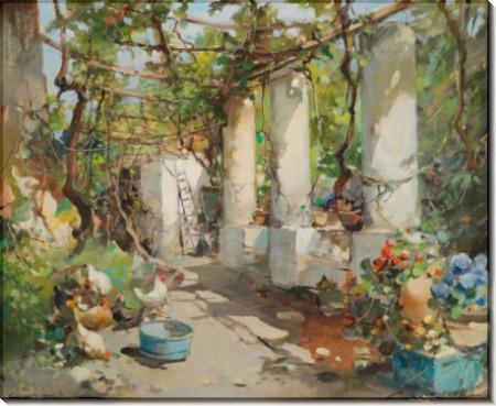 Капри - Вещилов, Константин Александрович