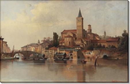 Город на реке - Кауфман, Карл