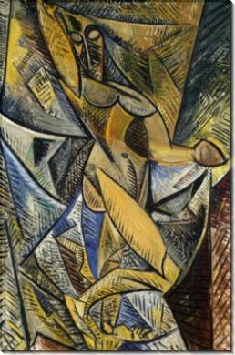 Танец с покрывалами - Пикассо, Пабло