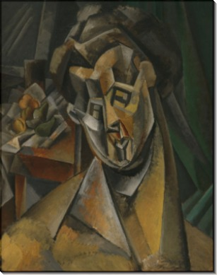 Женщина с грушами - Пикассо, Пабло