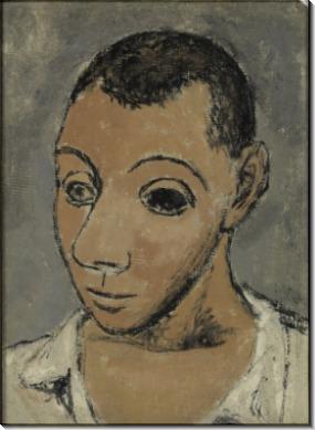 Автопортрет, 1906 - Пикассо, Пабло