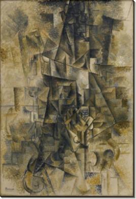 Аккордеонист - Пикассо, Пабло