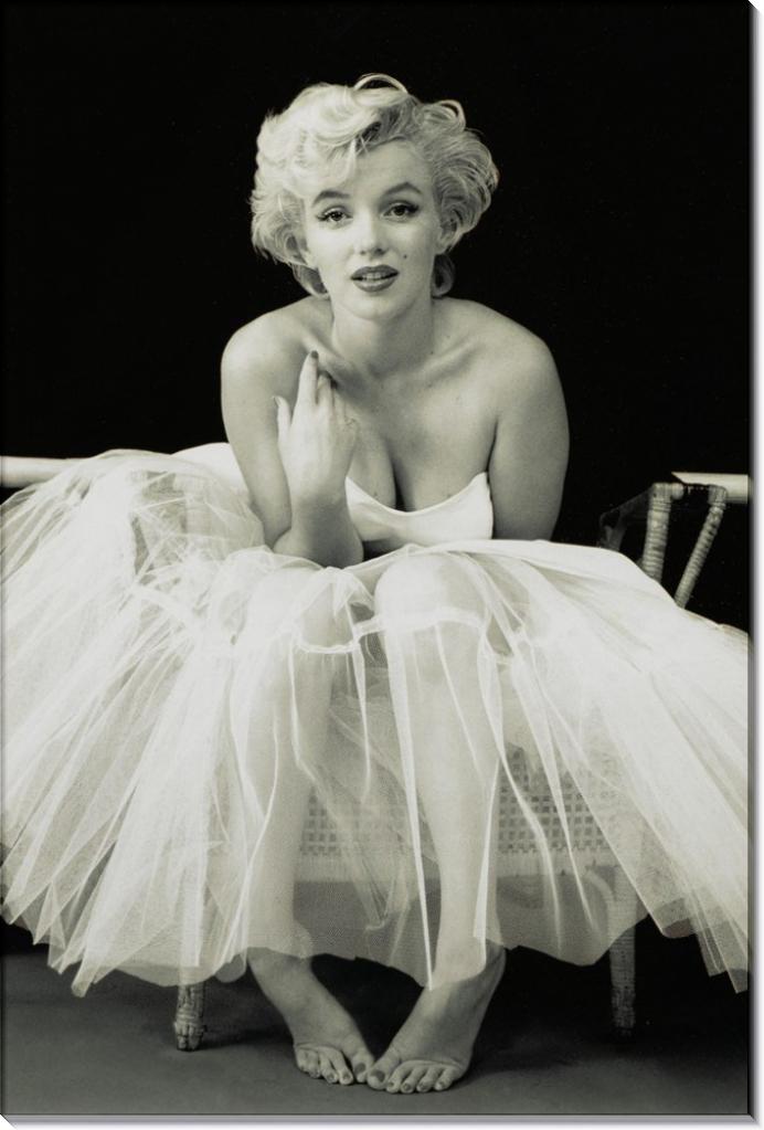 Мэрилин Монро, 1954 - Грин, Милтон