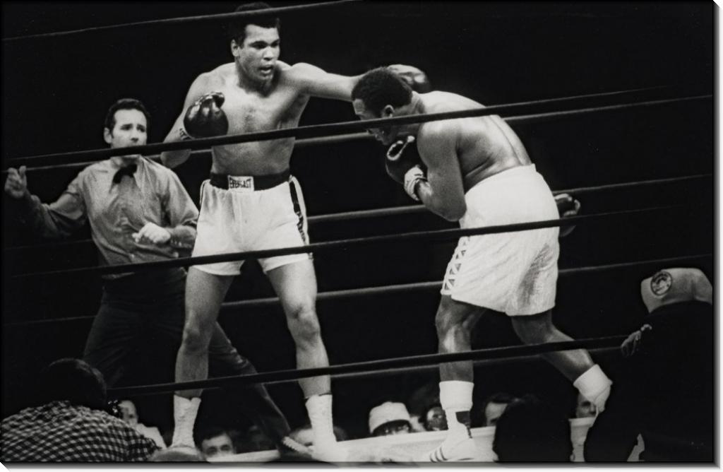 Мухамед Али, 1970 - Лафонт, Жан-Пьер