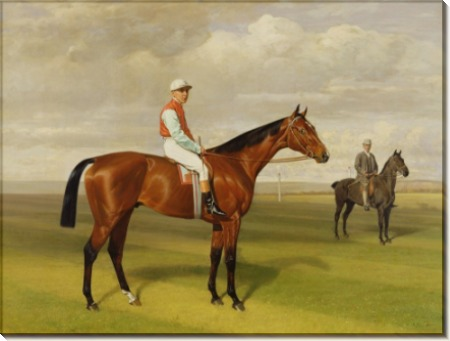 Айсинглас - победитель дерби 1893 года - Адам, Эмиль