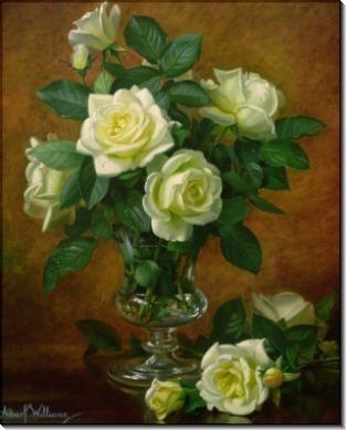 Желтые розы - Вильямс, Альберт