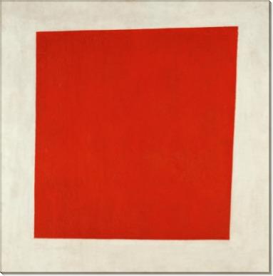 Красный квадрат (Женщина в двух измерениях) - Малевич, Казимир