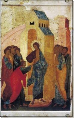 Уверение Фомы (ок.1500) - Дионисий