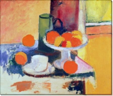 Натюрморт с апельсинами II - Матисс, Анри