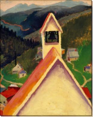 Церковь Белл. Уорд, Колорадо - О'Кифф, Джорджия