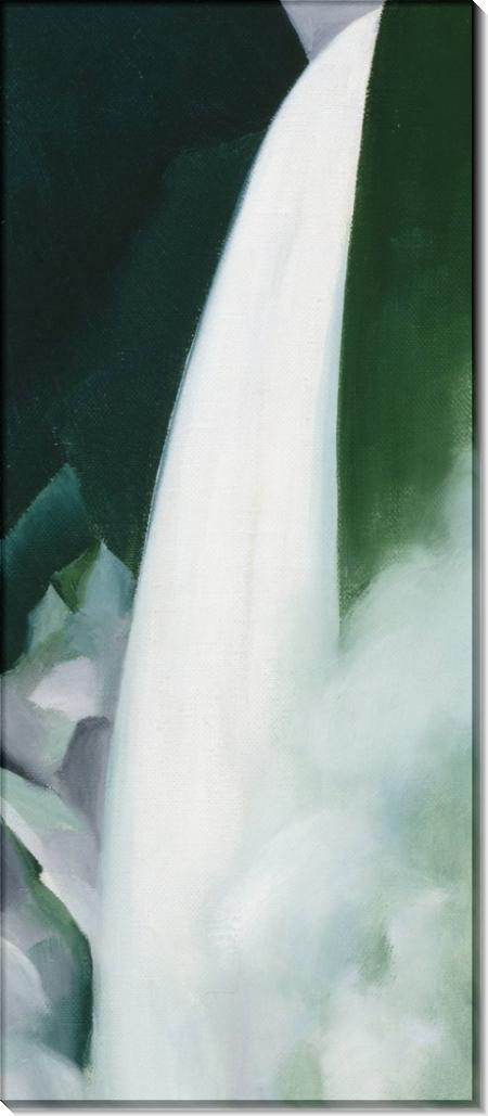 Зеленый и белый - О'Кифф, Джорджия