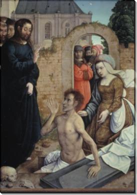 Воскрешение Лазаря - Фландес, Хуан де