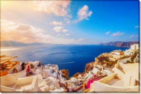 Берег Греции - Сток