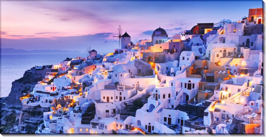 Тира, Греция - Сток