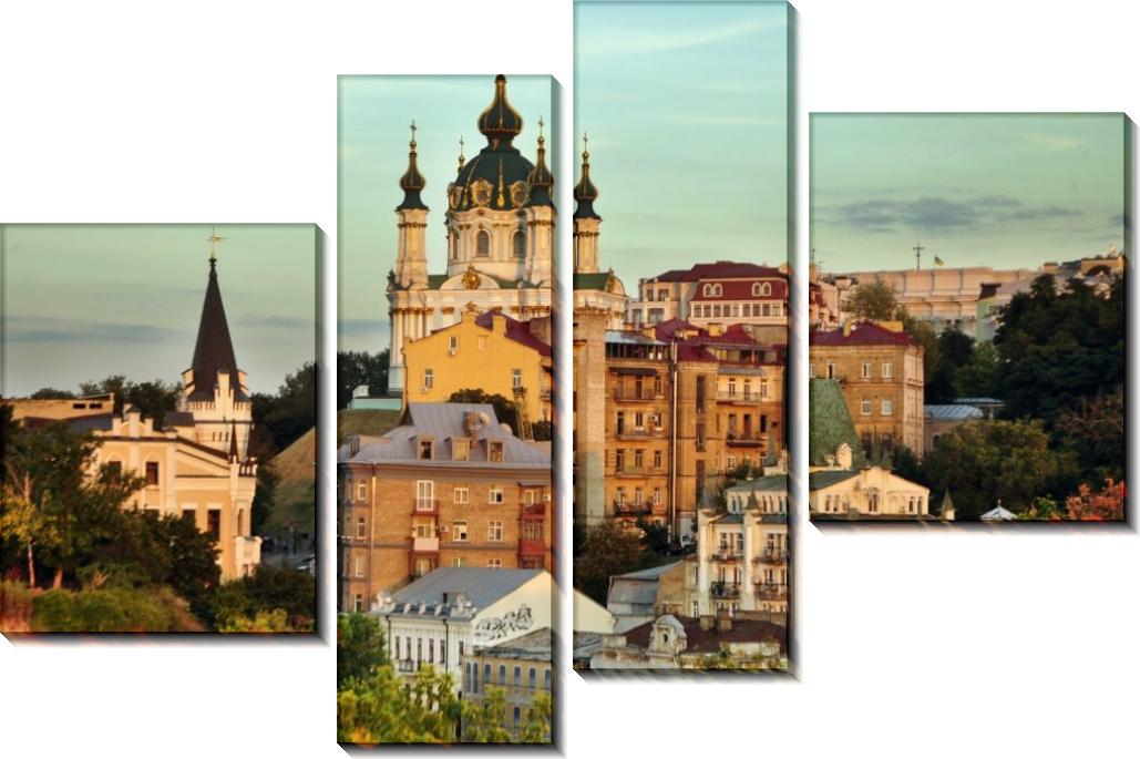 Андреевская церковь - Сток