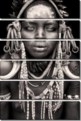 Африканец - Сток