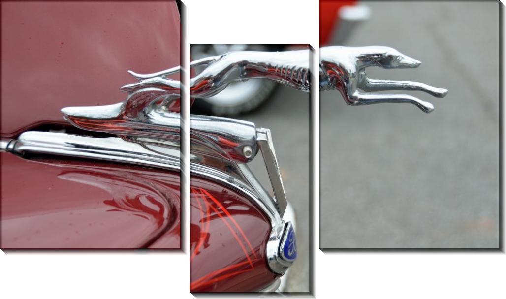 Форд 1935 Greyhound - Сток