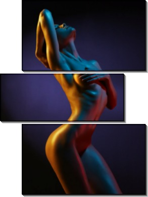 Цвет тела - Сток