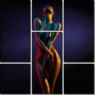 Краски женского тела - Сток