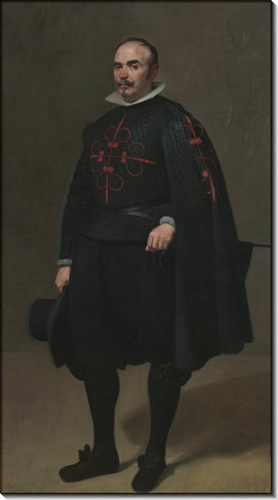 Дон Педро де Барберана - Веласкес, Диего