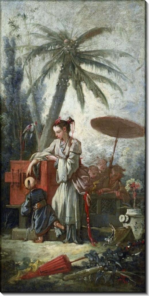 Китайские диковинки - Буше, Франсуа