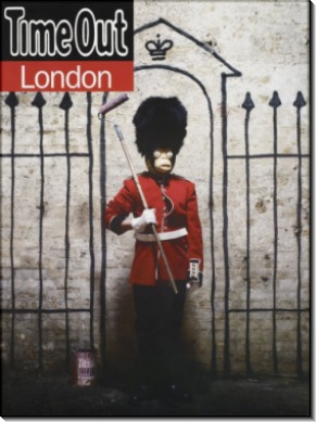 Тайм-аут Лондон - Бэнкси