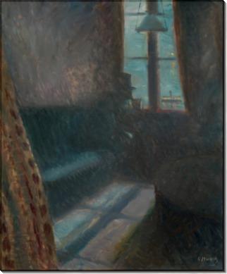 Ночь в Сен-Клу - Мунк, Эдвард
