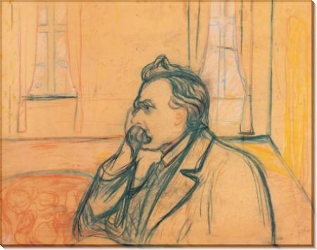 Фридрих Ницше - Мунк, Эдвард