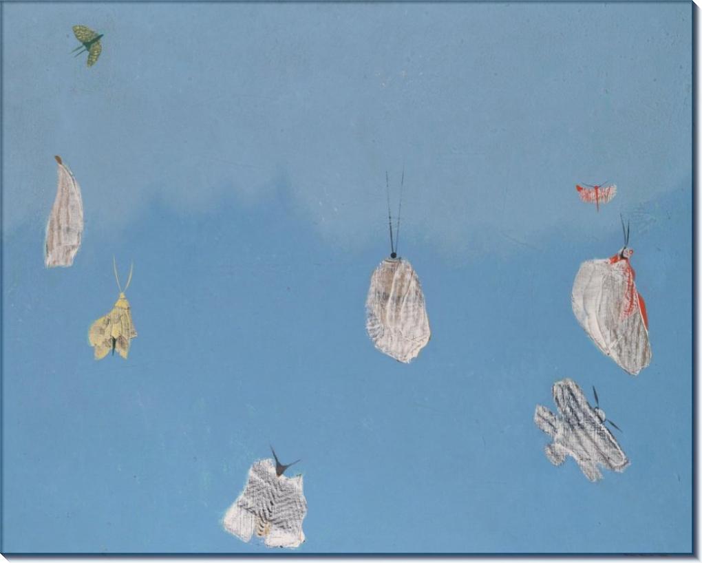 Бабочки - Эрнст, Макс