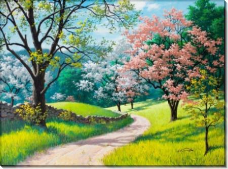 Весеннее цветение - Сарноф, Артур