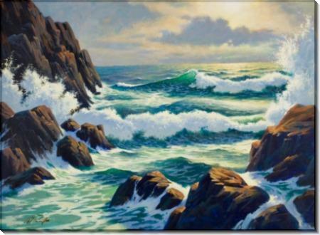 Бурное море - Сарноф, Артур