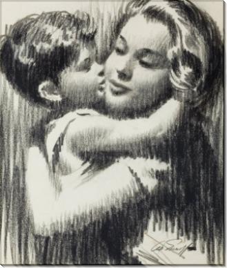 Мать и ребенок - Сарноф, Артур