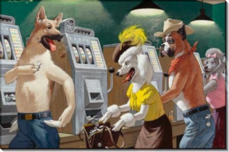 Игровые автоматы - Сарноф, Артур