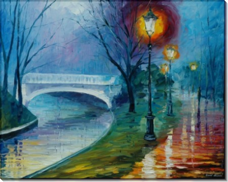 Туманный мост - Афремов, Леонид (20 век)