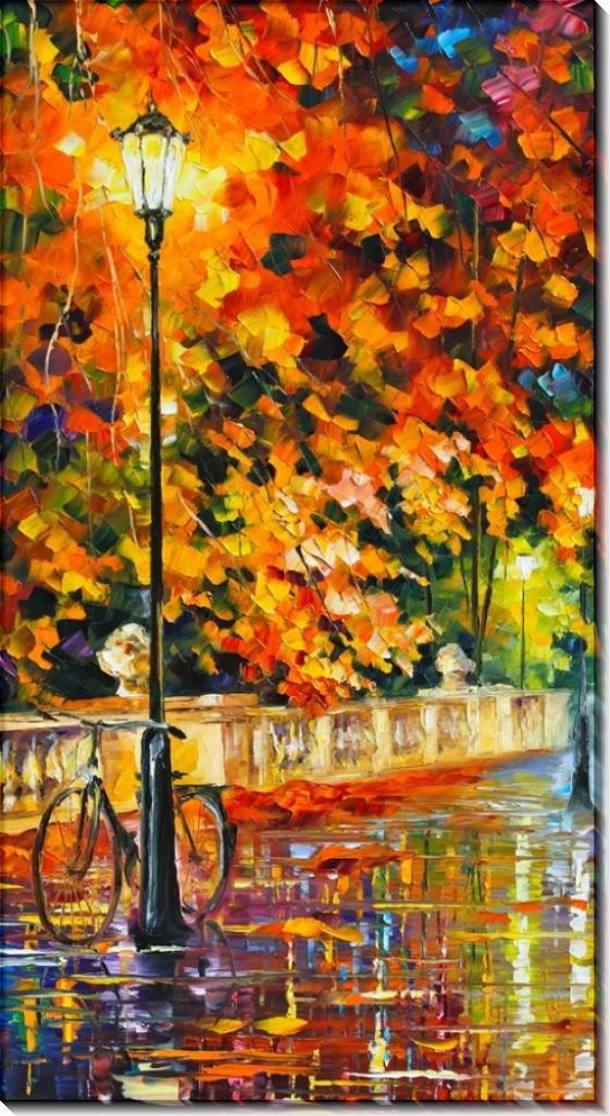 Одинокий велосипед - Афремов, Леонид (20 век)