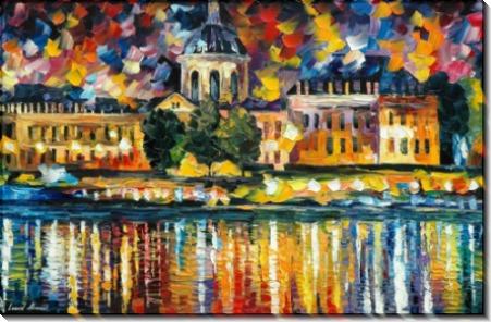 Парижская школа изящных искусств - Афремов, Леонид (20 век)