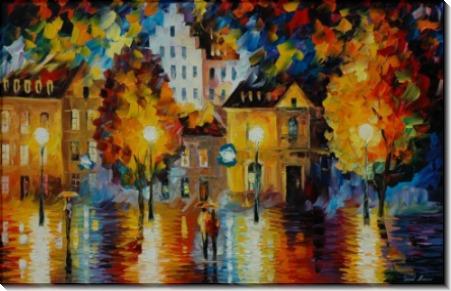 Романтичный Амстердам - Афремов, Леонид (20 век)