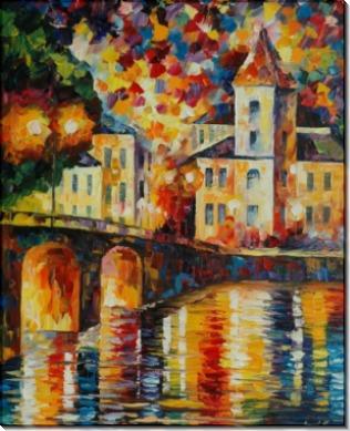 Испанский городок - Афремов, Леонид (20 век)