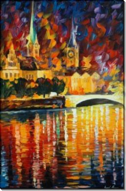 Цюрих - Афремов, Леонид (20 век)