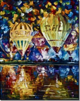 Парад воздушных шаров - Афремов, Леонид (20 век)