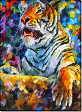 Разгневанный тигр - Афремов, Леонид (20 век)