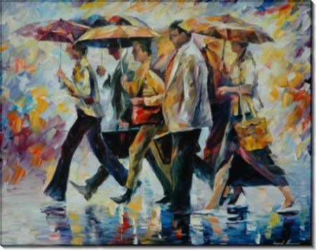 Сегодня я забыл свой зонт - Афремов, Леонид (20 век)