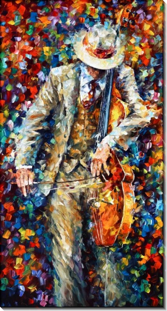 Виолончелист - Афремов, Леонид (20 век)