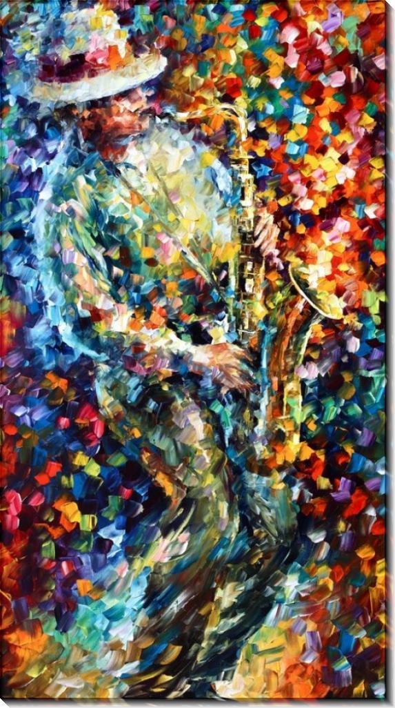 Безумный джаз - Афремов, Леонид (20 век)