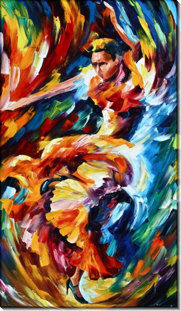 Фламенко - Афремов, Леонид (20 век)