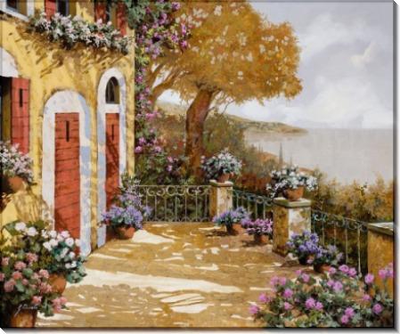 Красные двери - Борелли, Гвидо (20 век)