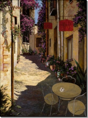 Кафе Пикколо - Борелли, Гвидо (20 век)